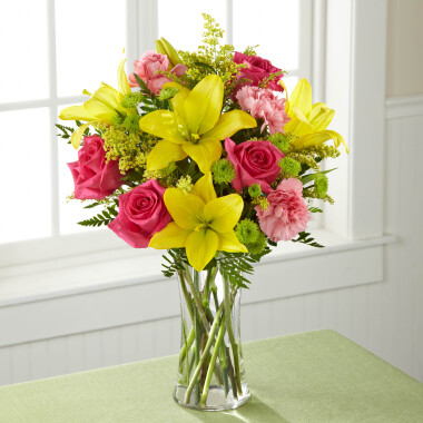 FTD Bright & Beautiful Bouquet
